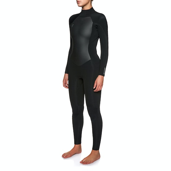Fato Térmico O'Neill Womens O'riginal 4/3mm Back Zip