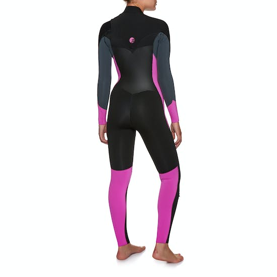 O'Neill Womens O'riginal 4/3mm Front Zip Wetsuit