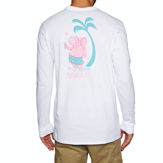 Hurley Trunk It Long Sleeve T-Shirt