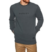 Hurley Atlas Boxed Crew Sweater