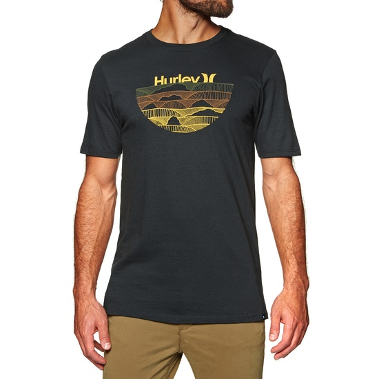 Hurley Core One & Only Sets Short Sleeve T-Shirt