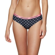 Superdry College Brief Double Pack Dames Brief