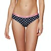 Superdry College Brief Double Pack Dames Brief - Grey Marl/navy Spot