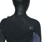 O'Neill Womens Psycho Tech 6/5mm Chest Zip Hooded Wetsuit