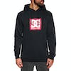 DC Square Star Pullover Hoody - Black