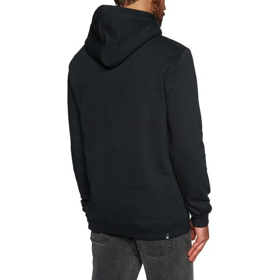 DC Square Star Pullover Hoody
