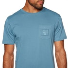 Billabong Stacked Mens Short Sleeve T-Shirt