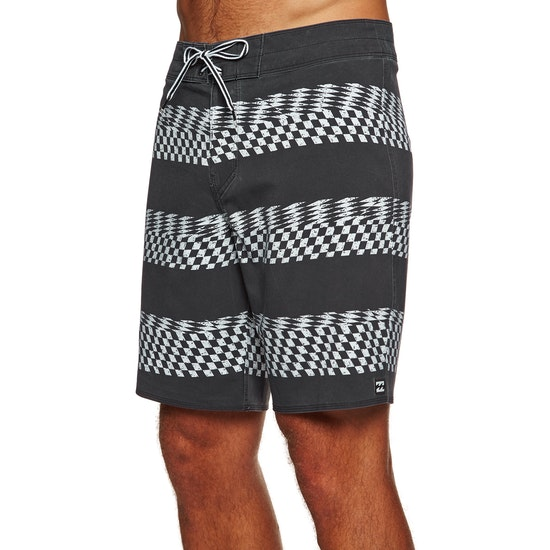 Billabong Sundays Stripe 18 Boardshorts