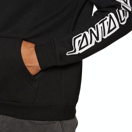 Santa Cruz Classic Hand Pullover Hoody