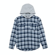 Camisa Boys Quiksilver Snap Up