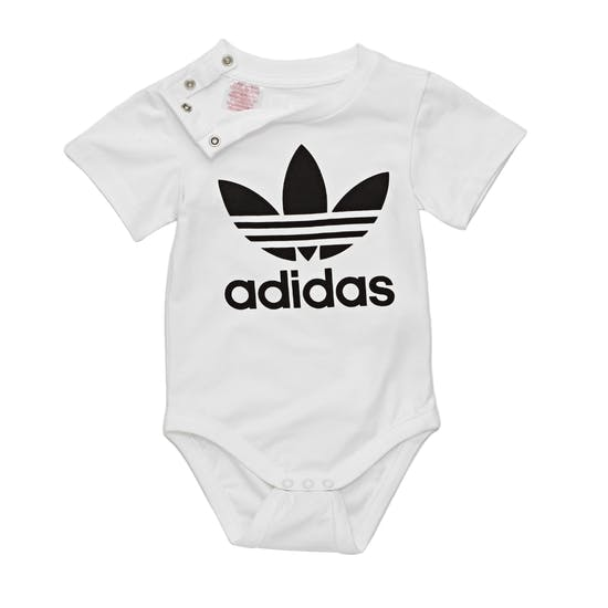 Adidas Originals Trefoil Bodysuit Short Sleeve T-Shirt