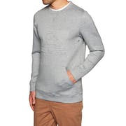 Quiksilver Mens Freedom Crew Sweater