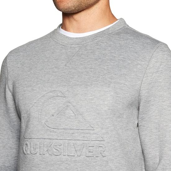 Sweater Quiksilver Mens Freedom Crew