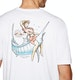 Quiksilver Mens Lady Bomb T-Shirt Korte Mouwen