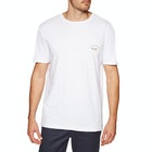 Quiksilver Mens Lady Bomb Short Sleeve T-Shirt