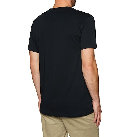 T-Shirt à Manche Courte Reef Boards Tee Black