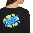 Santa Cruz Light'n Up Ladies Long Sleeve T-Shirt