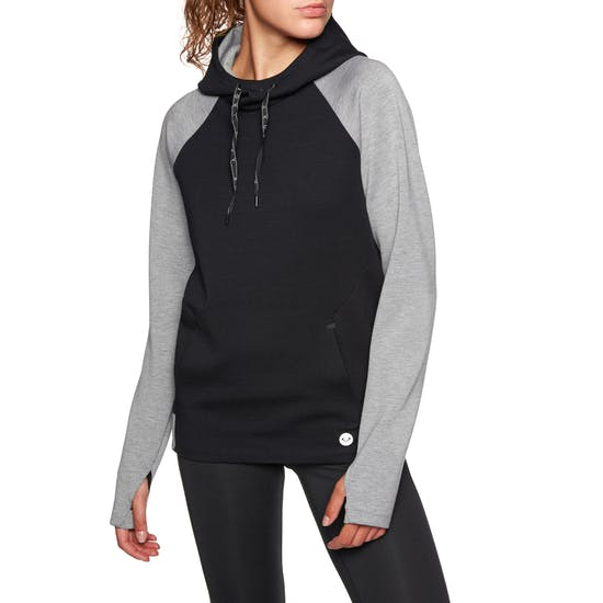 Roxy By Here By Now Ladies Pullover Hoody