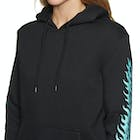 Santa Cruz Flame Dot Ladies Pullover Hoody