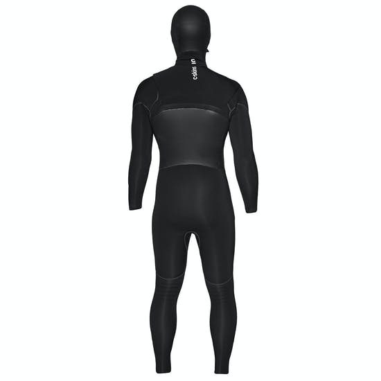 C-Skins Hotwired 6/5/4mm 2019 Chest Zip Hooded Wetsuit