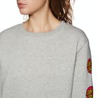 Santa Cruz Classic Dot Raw Crew Ladies Sweater