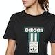 Adidas Originals Logo Womens Short Sleeve T-Shirt