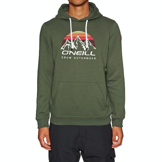 O'Neill Mountain Logo Pullover Hoody