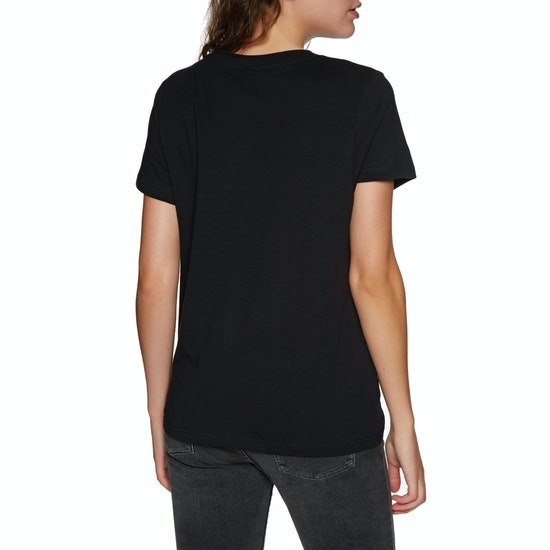 Santa Cruz Flame Dot Womens Short Sleeve T-Shirt