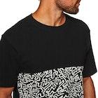 Element KH Big Panel Knit Short Sleeve T-Shirt