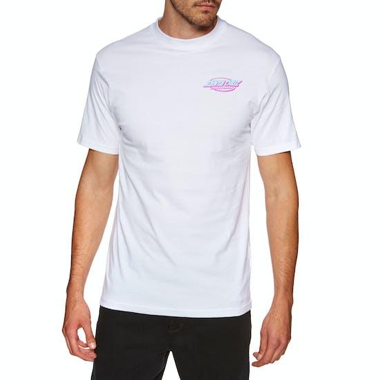 Santa Cruz Throw Down Dot Short Sleeve T-Shirt