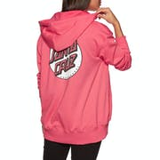 Santa Cruz Missing Dot Ladies Pullover Hoody
