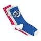Santa Cruz Missing Dot (3 Pack) Womens Fashion Socks