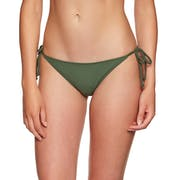 Roxy Goldy Sandy Mini Bikini Bottoms