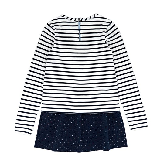 Vestido Joules Lucy Mock Layer