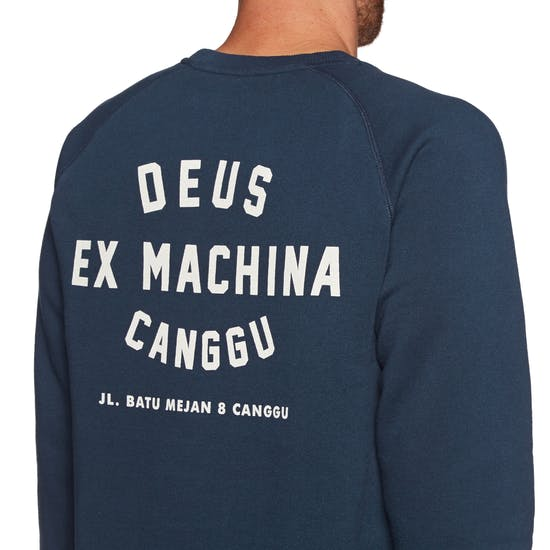 Maglione Deus Ex Machina Canggu Address Crew