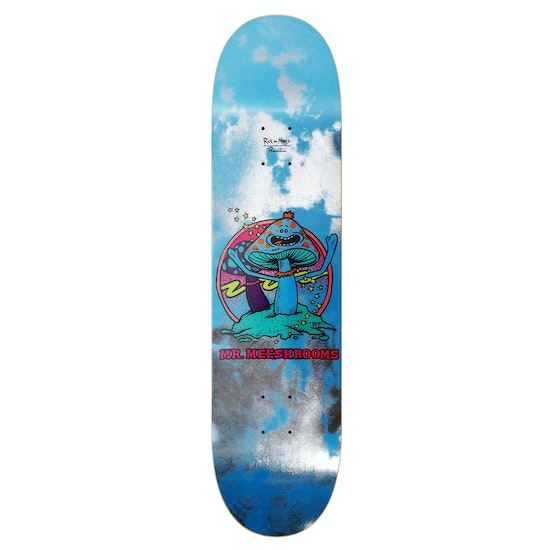 Primitive Mr Meeshrooms 8.25 Inch Skateboard Deck
