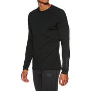 Top Camada Base Helly Hansen Lifa Merino Crew