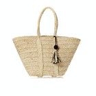 Seafolly Carried Away Beach Basket Ladies Beach Bag