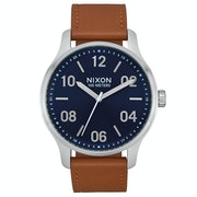 Nixon Patrol Leather Watch