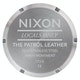 Reloj Nixon Patrol Leather
