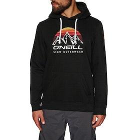 Jersey con capucha O'Neill Mountain Logo - Black Out