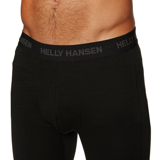 Leggings de Camada Base Helly Hansen Hh Lifa Merino 3/4 Boot Top Pa