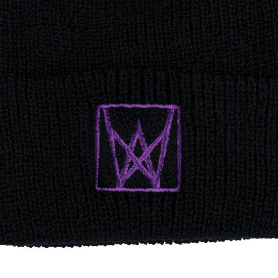 Welcome Icon Cuff Beanie
