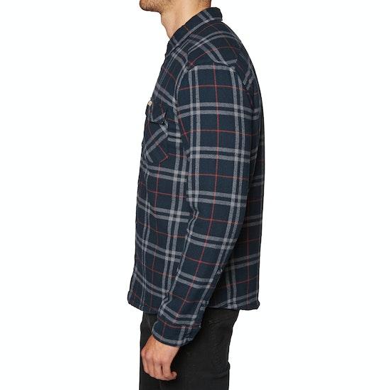 RVCA Ar Plaid Ls Shirt
