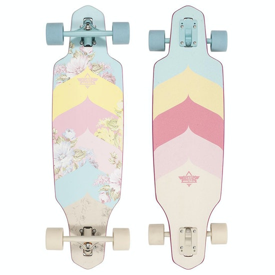 Dusters Wake Bloom 34 Inch Longboard
