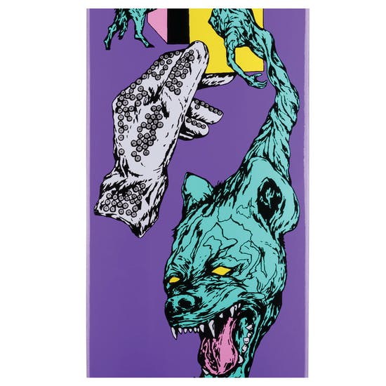 Welcome Face Of A Lover - 8.38 Inch Helm Of Awe 2.0 Skateboard Deck
