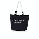 Seafolly Carried Away Seafolly Canvas Rope Tote Ladies Beach Bag