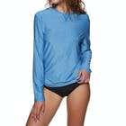 O'Neill Hybrid Long Sleeve Sun Ladies Surf T-Shirt