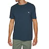 T-Shirt de Manga Curta Rip Curl Fun & Easy Emb - Mood Indigo