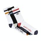Rip Curl Authentic Rc Crew 3p Socks